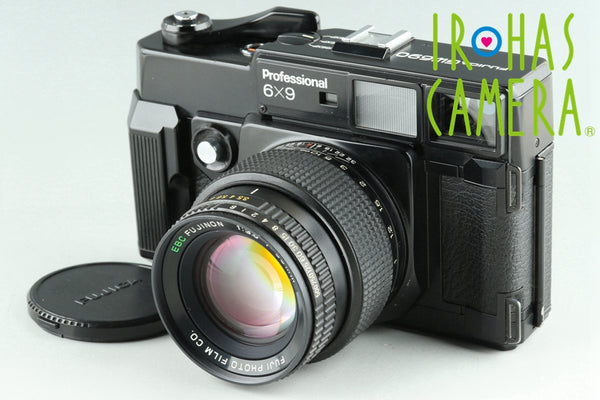 Fujifilm GW690 Medium Format Rangefinder Film Camera #21755E4