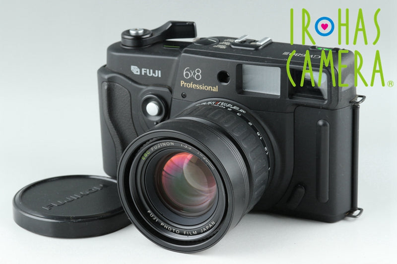 Fujifilm GW680III Medium Format Rangefinder Film Camera #21784E3