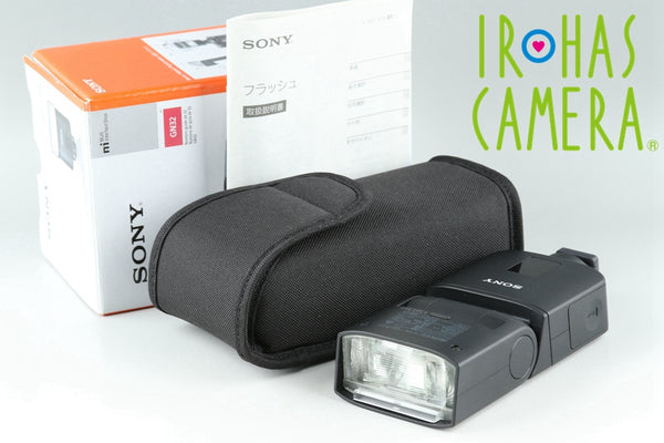 Sony HVL-F32M Shoe Mount Flash With Box #21854