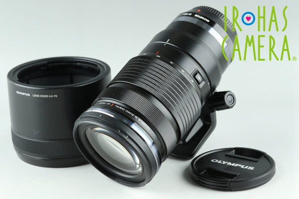 Olympus M.Zuiko Digital 40-150mm F/2.8 Pro Lens for M4/3 #21958F6