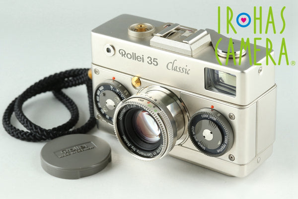 Rollei 35 Classic 35mm Compact Film Camera #21999D1