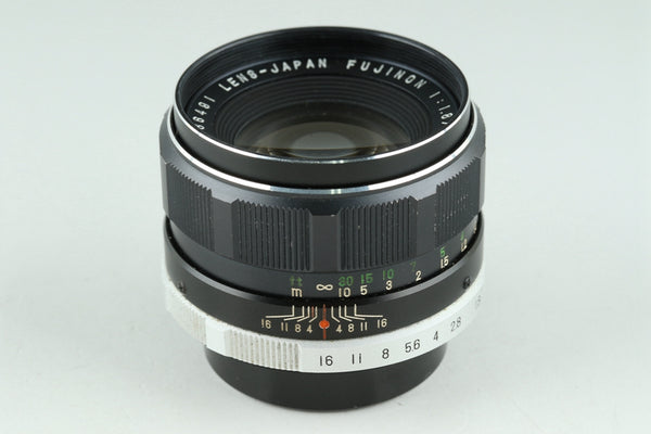 Fujifilm Fujinon 55mm F/1.8 for m42 #22282H1