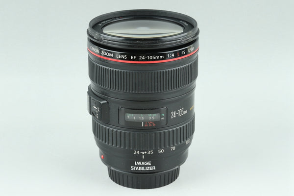 Canon EF 24-105mm F/4 L IS USM Lens #22581H1