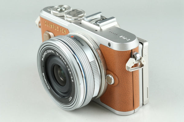 Olympus PEN E-PL8 Digital Camera + 14-42mm F/3.5-5.6 Lens #22591E3