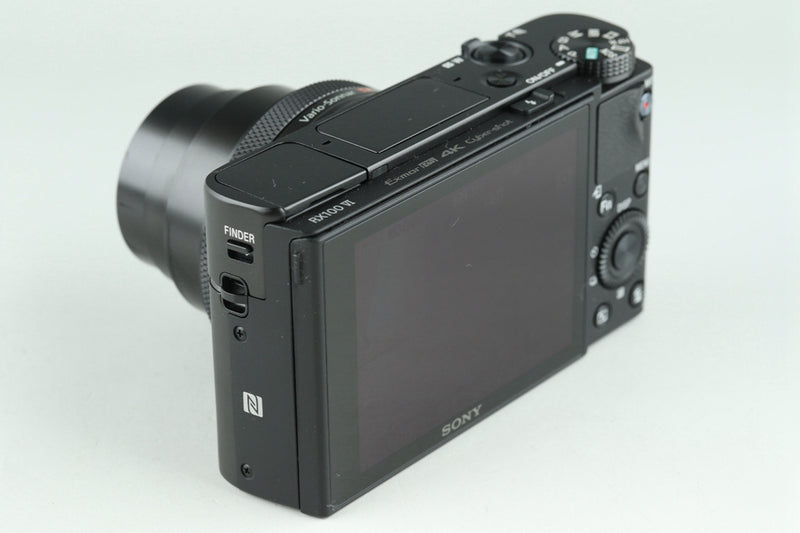 Sony Cyber-Shot DSC-RX100M6 Digital Camera With Box *JP Language Only* #22609