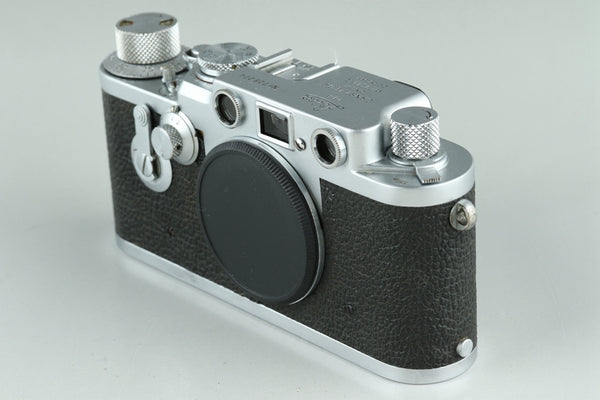 Leica IIIf 35mm Rangefinder Film Camera #22686D3