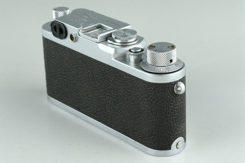 Leica IIIf 35mm Rangefinder Film Camera #22686 D3