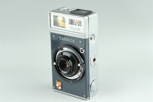 Yashica Rapide 35mm Half Size Camera #22784D1