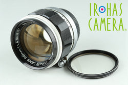 Canon 50mm F/1.4 Lens for Leica L39 #22793F4