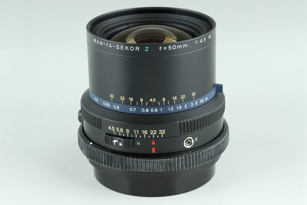 Mamiya Mamiya-Sekor Z 50mm F/4.5 W Lens for RZ67 #22859H2