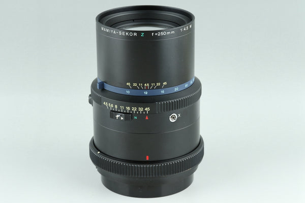Mamiya Mamiya-Sekor Z 250mm F/4.5 W Lens for RZ67 #22860H2