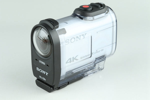 Sony FDR-X1000V 4K Digital Video Camera #22959