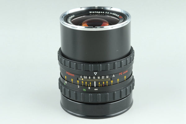 Rollei Distagon 50mm F/4 HFT PQ Lens for Rolleiflex 6008 #23010H1
