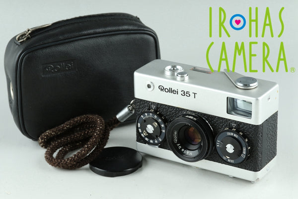 Rollei 35 T 35mm Compact Film Camera #23045H1