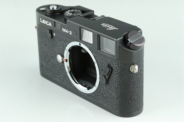 Leica M4-2 35mm Rangefinder Film Camera #23068D2