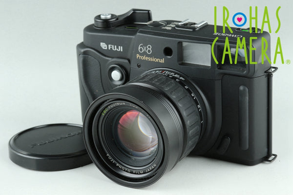 Fujifilm GW680III Medium Format Rangefinder Film Camera #23236E3