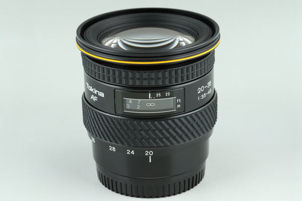 Tokina 20-35mm F/3.5-4.5 Lens for Minolta AF #23253F5