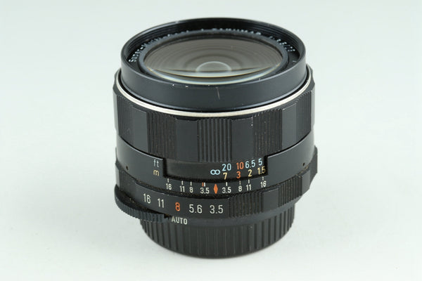 Asahi Pentax SMC Takumar 28mm F/3.5 Lens for M42 Mount #23261F4