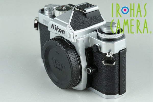 Nikon FM3A 35mm SLR Film Camera #23289D5
