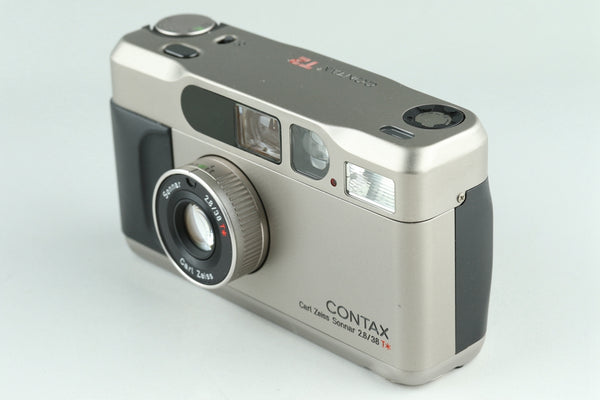 Contax T2 35mm Point & Shoot Film Camera #23317D1