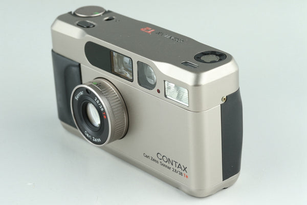 Contax T2 35mm Point & Shoot Film Camera #23340D1