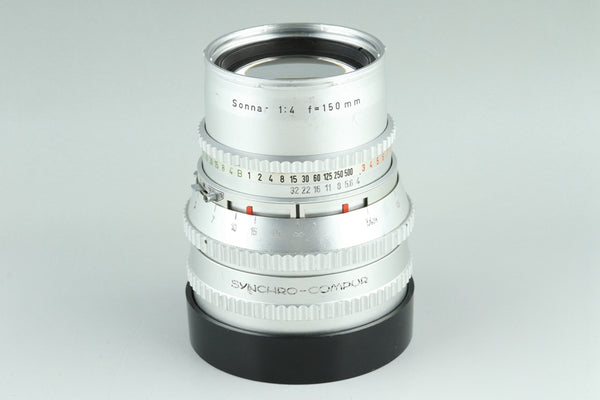 Hasselblad Carl Zeiss Sonnar 150mm F/4 C Lens #23344C2