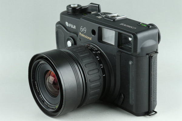 Fujifilm GSW690III Medium Format Rangefinder Film Camera #23364E4