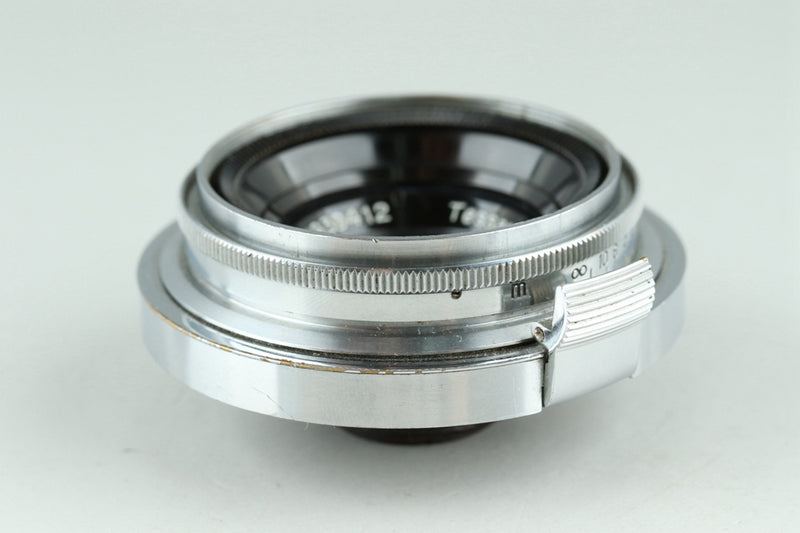 Carl Zeiss Jena Tessar 28mm F/8 Lens for Contax RF #23443A1