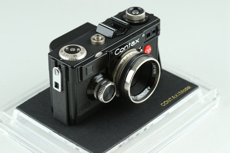 Sharan Contax I Model Mini Classic Camera Collection With Box #23453