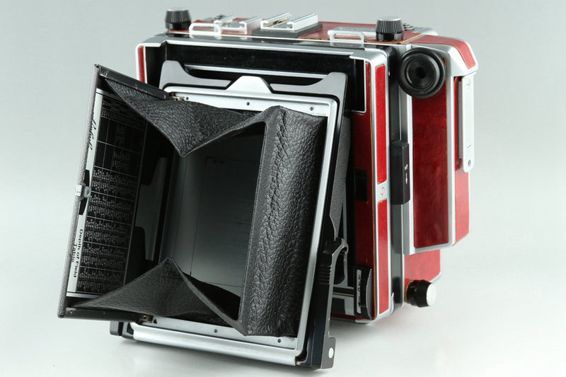 Linhof Master Technika 50 Jahre 4x5 Large Format Film Camera #23464