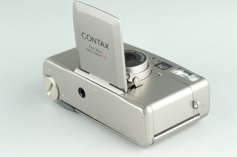 Contax T VS III 35mm Point & Shoot Film Camera With Box #23471