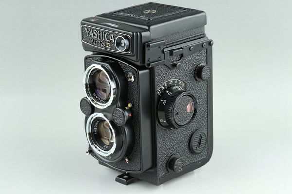 Yashica Mat-124G Medium Format TLR Film Camera #23653E5