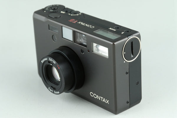 Contax T3 35mm Point & Shoot Film Camera In Black #23678D1