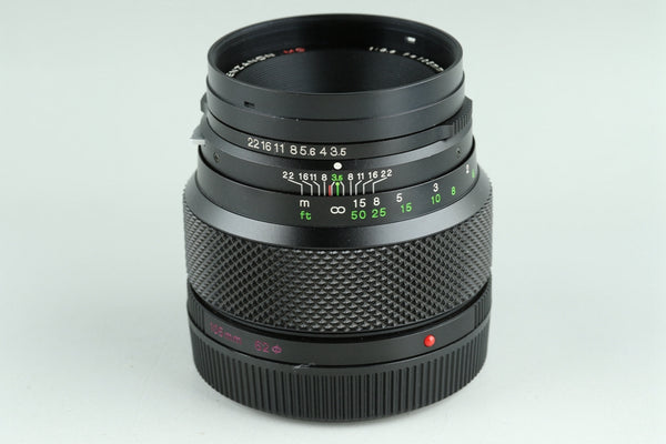 Zenza Bronica Zenzanon MC 105mm F/3.5 Lens for ETR #23696F5