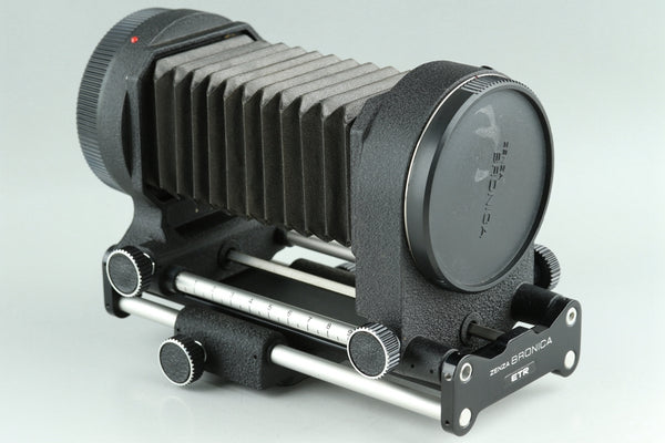 Zenza Bronica Bellows Attachment for ETR #23698F3