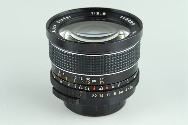 Argus Cintar 28mm F/2.8 Lens for M42 Mount #23719G3
