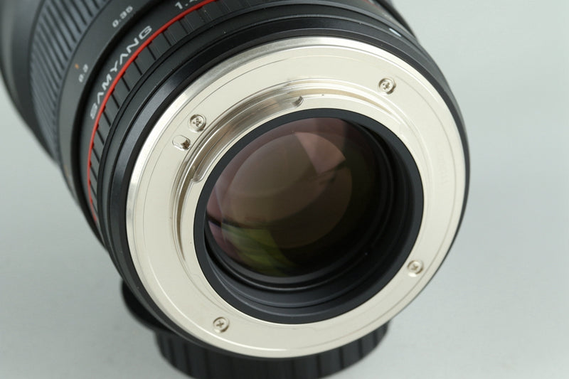 Samyang 24mm F/1.4 ED AS IF UMC Lens for 4/3 With Box #23768