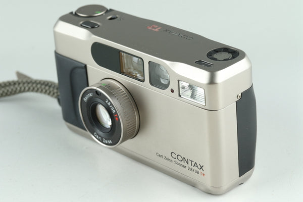 Contax T2 35mm Point & Shoot Film Camera #23807D1