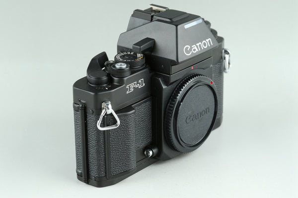 Canon New F-1 AE 35mm SLR Film Camera #23813D3