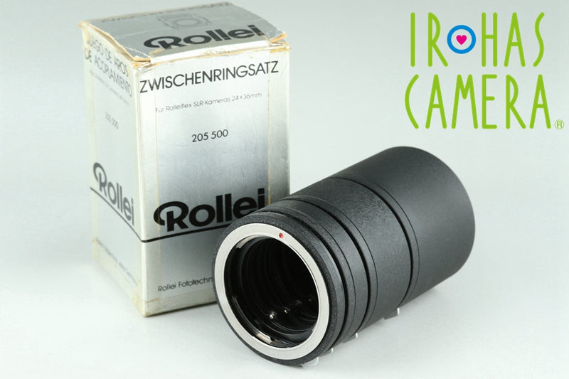 Rollei Extension Rings for QBM #23834F1