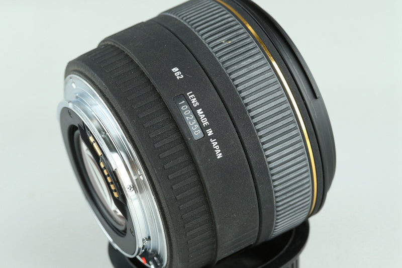 Sigma EX 30mm F/1.4 DC HSM Lens for Canon #23845F5