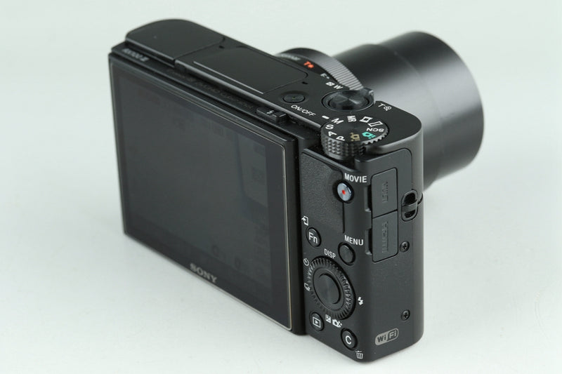 Sony Cyber-Shot DSC-RX100M3 Digital Camera With Box *Japanese Language Only*#23869