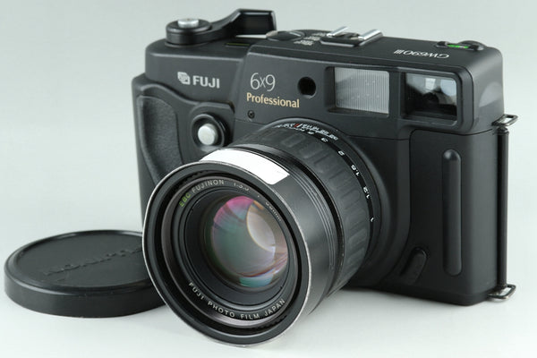 Fujifilm GW690III Medium Format Rangefinder Film Camera #23908E1