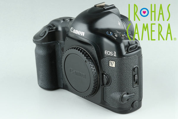 Canon EOS 1V 35mm SLR Film Camera #23917G3