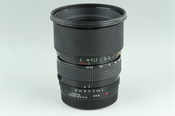 Bronica Zenzanon-PE 45-90mm F/4-5.6 Aspherical Lens for ETR #23959H3