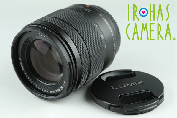 Panasonic Lumix G Vario 12-60mm F3.5-5.6 ASPH. O.I.S. Lens for M4/3 #23984F5