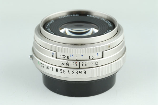 SMC Pentax-FA 43mm F/1.9 Limited Lens for Pentax K #24018C3