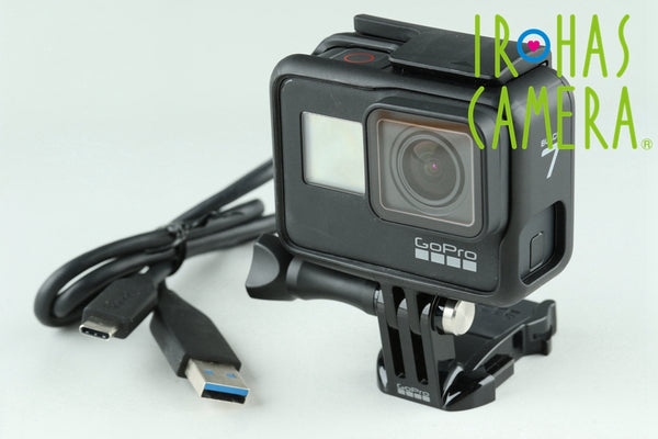 GoPro HERO 7 Black Action Camera #24024D1