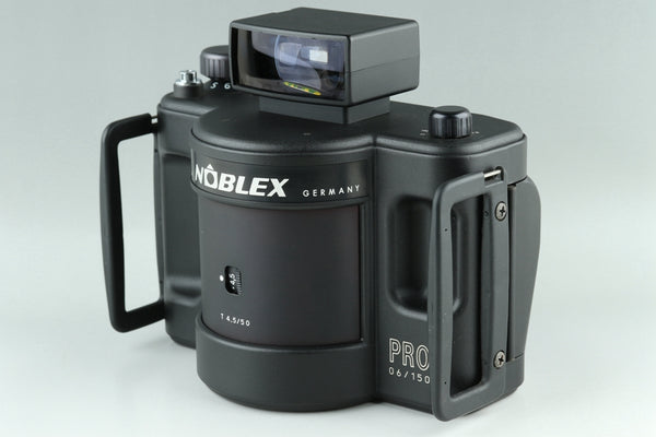 Noblex Pro 6/150 Medium Format  Panorama Film Camera #24139