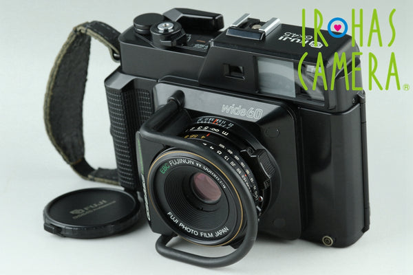 Fujifilm GS645S Medium Format Rangefinder Film Camera #24156E5